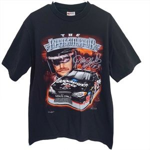 Chase Authentics Dale Earnhardt Shirt Black L